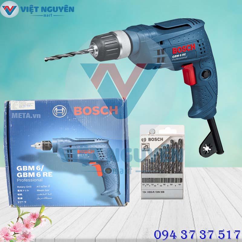 Đại lý máy khoan Bosch GBM 6 RE Professional 350W chính hãng giá tốt