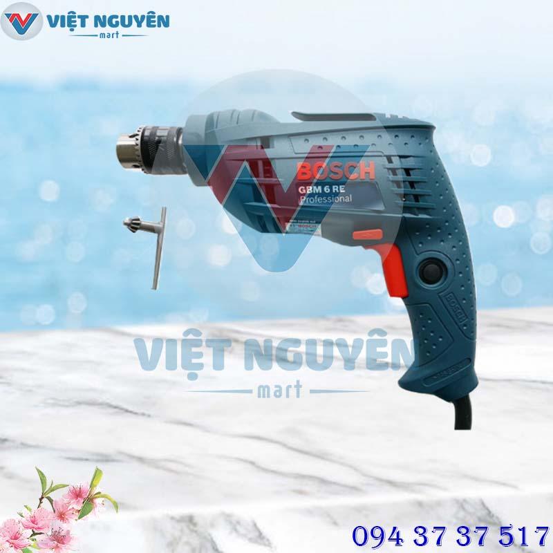 Đại lý máy khoan Bosch GBM 6RE giá rẻ tại thành phố Hồ Chí Minh