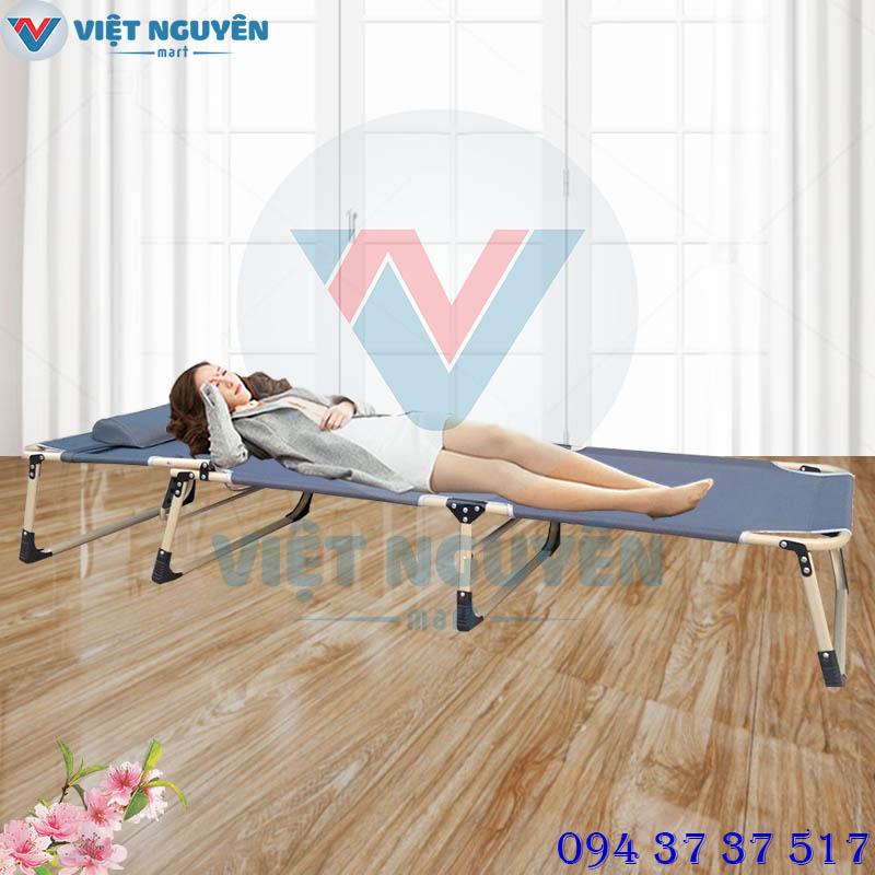 Giường ghế gấp xếp văn phòng đa năng Nika VN-TT05 cao cấp giá rẻ