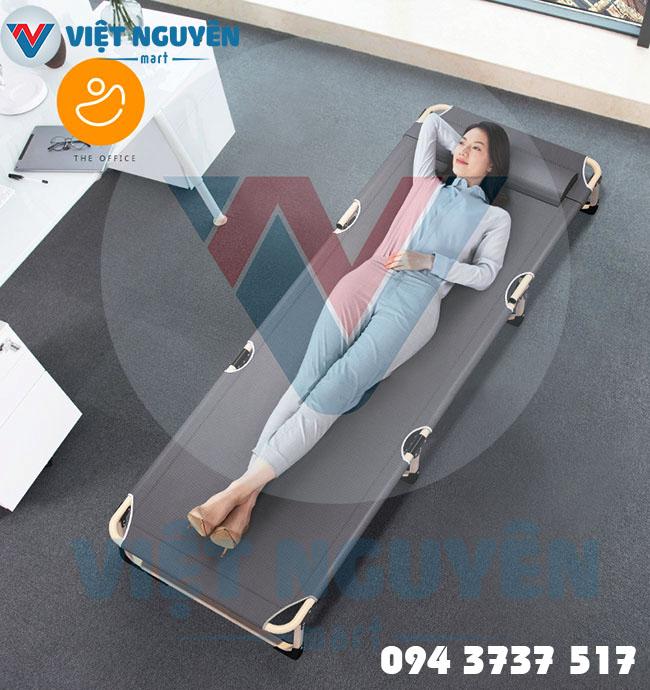Đại lý phân phối giường ghế gấp xếp dành cho văn phòng bệnh viện Nika VN-TT05 tại Tp.Hồ Chí Minh