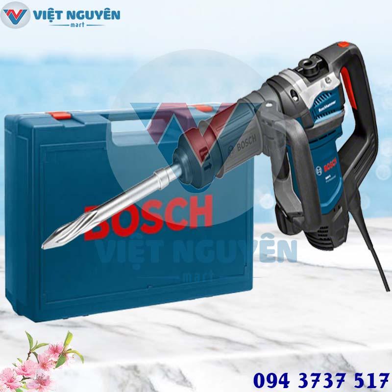 Đại lý máy đục phá bê tông Bosch GSH mũi SDS max giá tốt - giao hàng Toàn Quốc