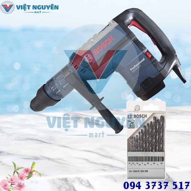 Đại lý máy khoan bê tông điện Bosch GBH 8-45D tại Tp. Hồ Chí Minh