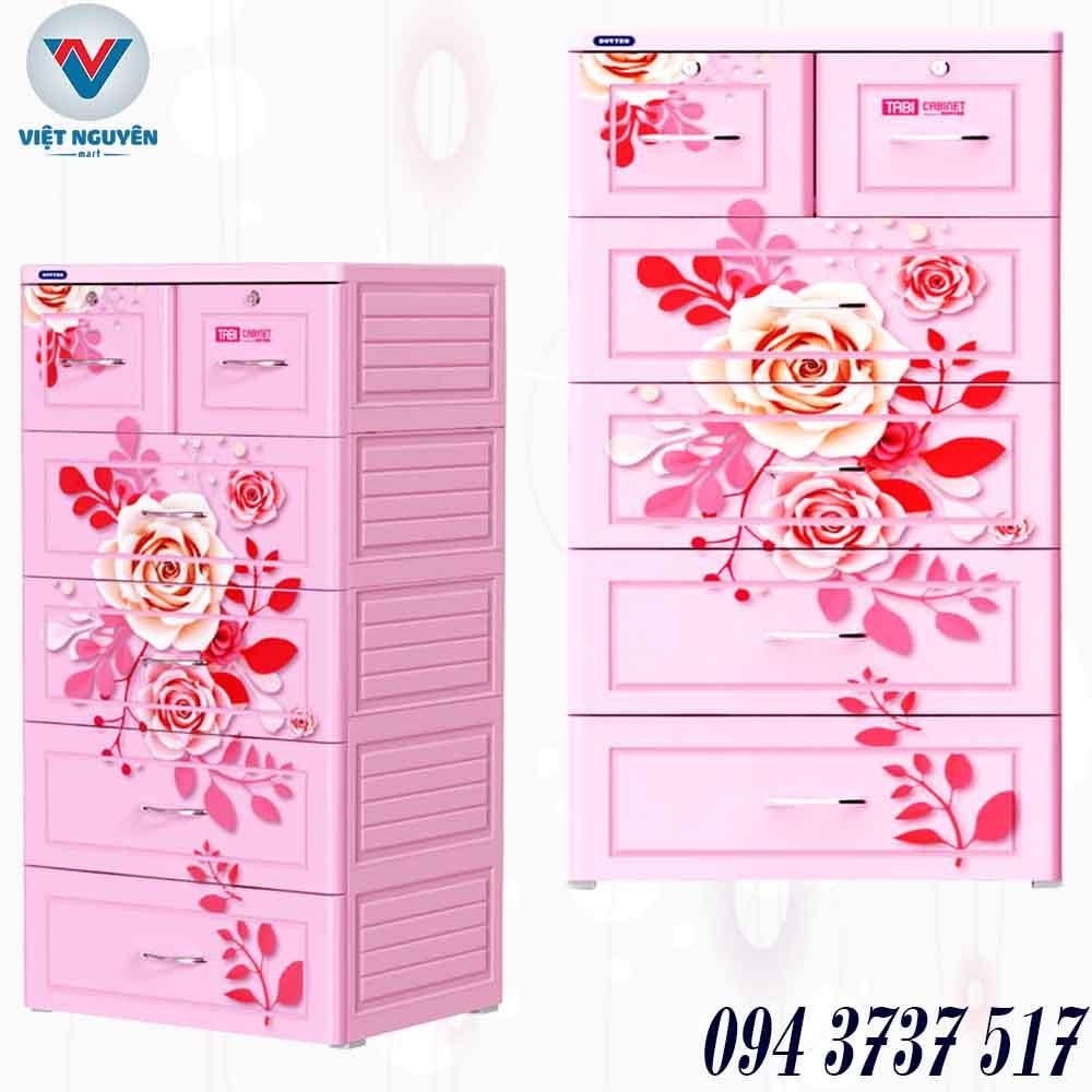 Đại lý tủ nhựa Duy Tân Tabi 5N chính hãng tại Thành Phố Hồ Chí Minh