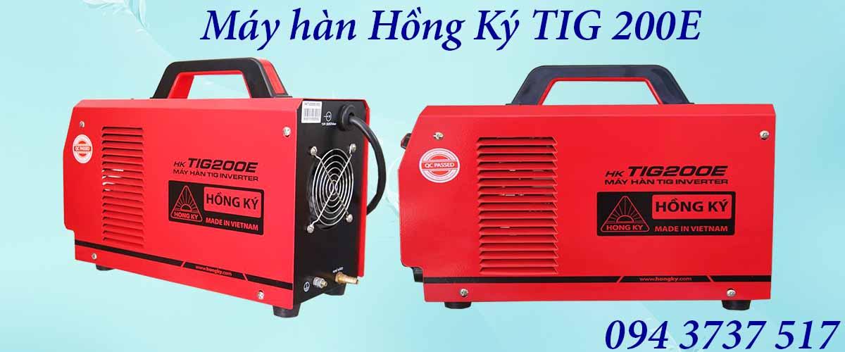 Chi tiết về máy hàn điện tử Tig Hồng Ký